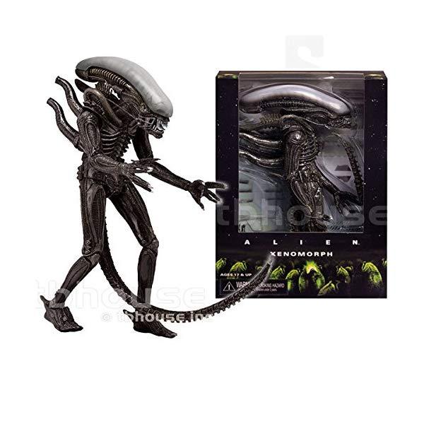 エイリアン アクション フィギュア 人形 ネカ Aliens - Alien Xenomorph '79 - 7