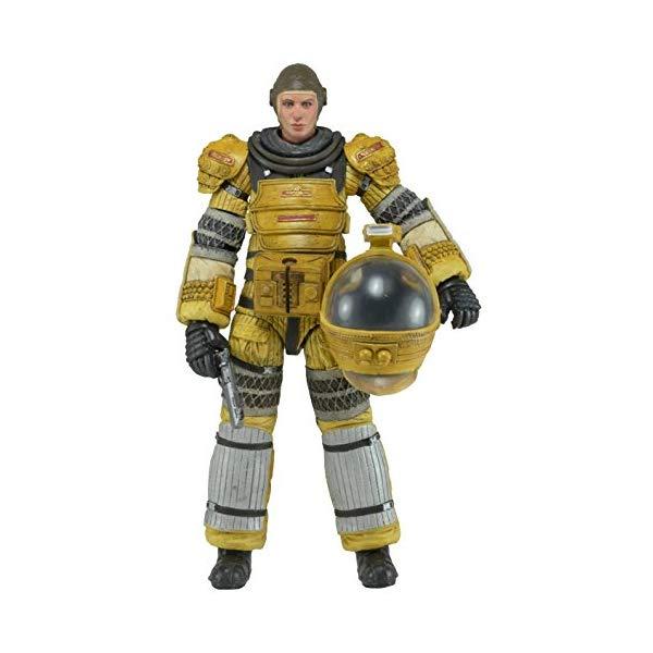 エイリアン アクション フィギュア 人形 ネカ NECA Aliens - Series 6 Amanda Ripley Torrens Space Suit Action Figure (7