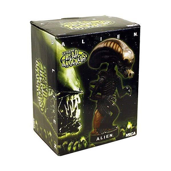 エイリアン アクション フィギュア 人形 ネカ Neca Alien Warrior Extreme Bobblehead Headkocker by NECA
