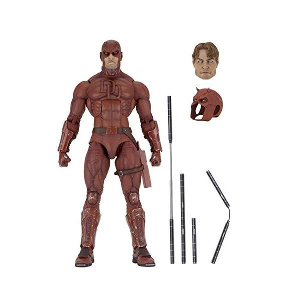 デアデビル アクション フィギュア 人形 ネカ NECA Marvel - 1/4 Scale Action Figure - Daredevil