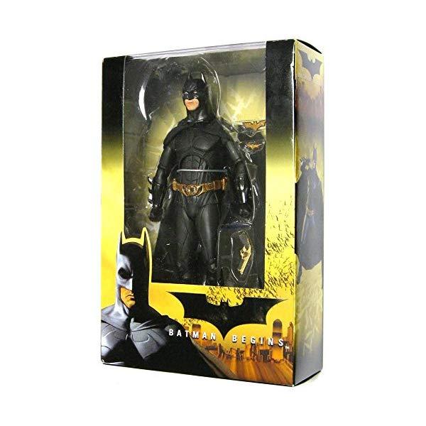 バットマン アクション フィギュア 人形 ネカ Batman Begins 7-inch action figure