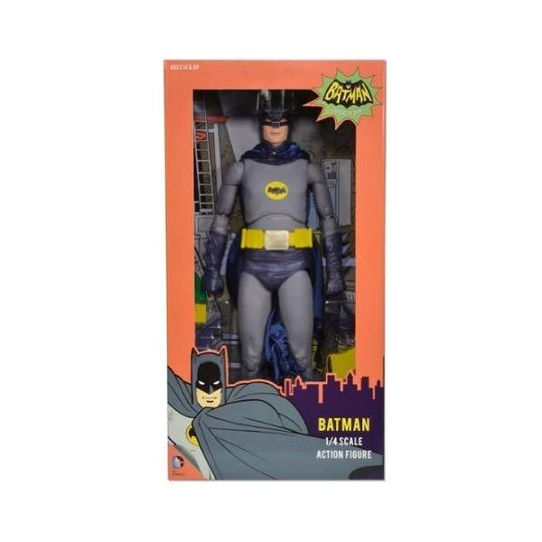 バットマン アクション フィギュア 人形 ネカ NECA Batman Adam West Action Figure, 1/4 Scale