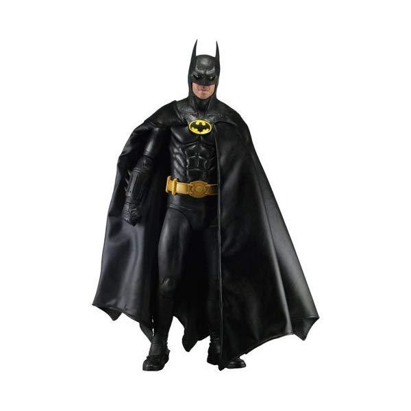 バットマン アクション フィギュア 人形 ネカ NECA 1989 Batman Michael Keaton Action Figure (1/4 Scale)