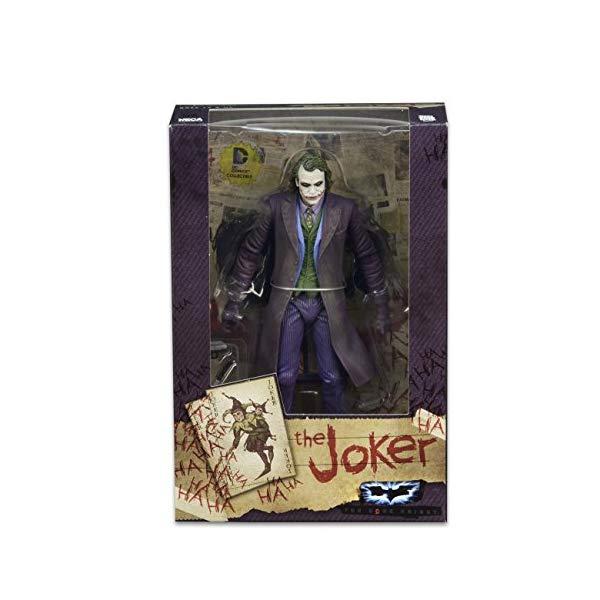 バットマン ジョーカー ダークナイト スケーラーズ フィギュア 人形 ネカ NECA The Dark Knight Heath Ledger Joker Exclusive Action Figure 7