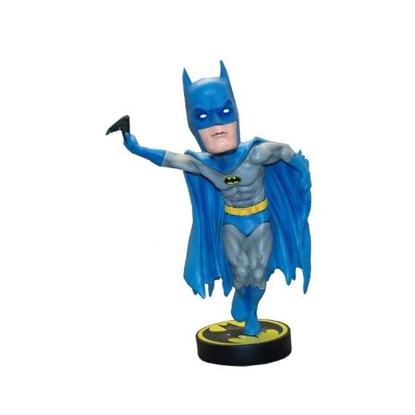バットマン フィギュア 人形 ネカ DC Comics-Batman Head Knocker series 2