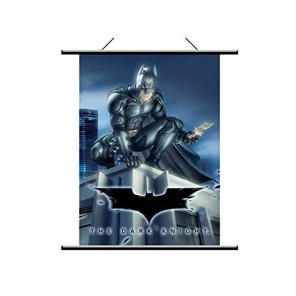 バットマン ダークナイト タペストリー Dark Knight Batman Wall Scroll