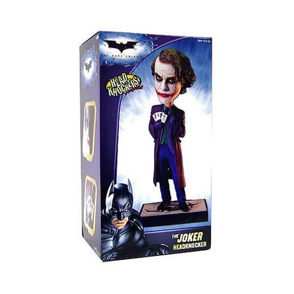バットマン ダークナイト ジョーカー フィギュア 人形 ネカ The Dark Knight Joker HeadKnocker
