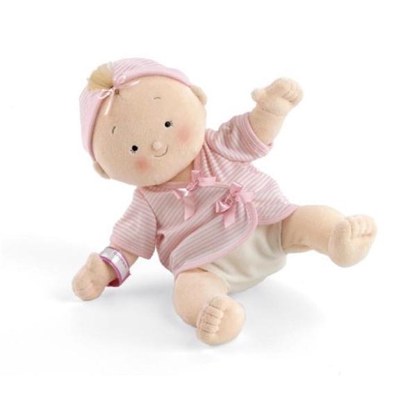 ノースアメリカンベア North American Bear Company Rosy Cheeks Baby Blonde (Girl) ぬいぐるみ ベビー トイ