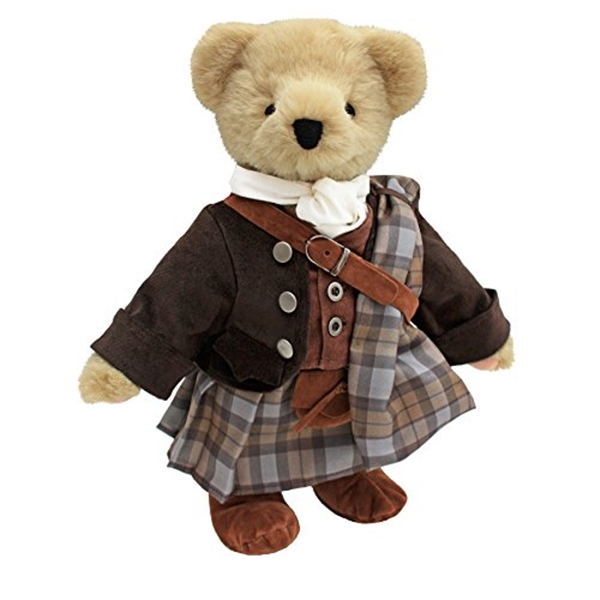 ノースアメリカンベア North American Bear Jamie Fraser Outlander Teddy Bear Collection ぬいぐるみ ベビー トイ