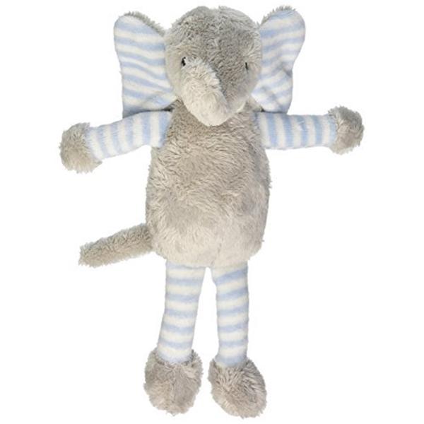 ノースアメリカンベア North American Bear Company Baby Long Legs Squeaker, Elephant by North American Bear ぬいぐるみ ベビー トイ