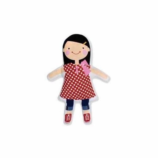 ノースアメリカンベア Mimi Doll by North American Bear - 6340 WLM ぬいぐるみ ベビー トイ