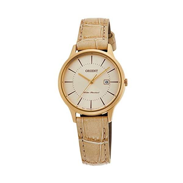 オリエント 腕時計 レディース 女性用 ORIENT RF-QA0003G10B 時計 ウォッチ Orient Watch RF-QA0003G10B Women Gold