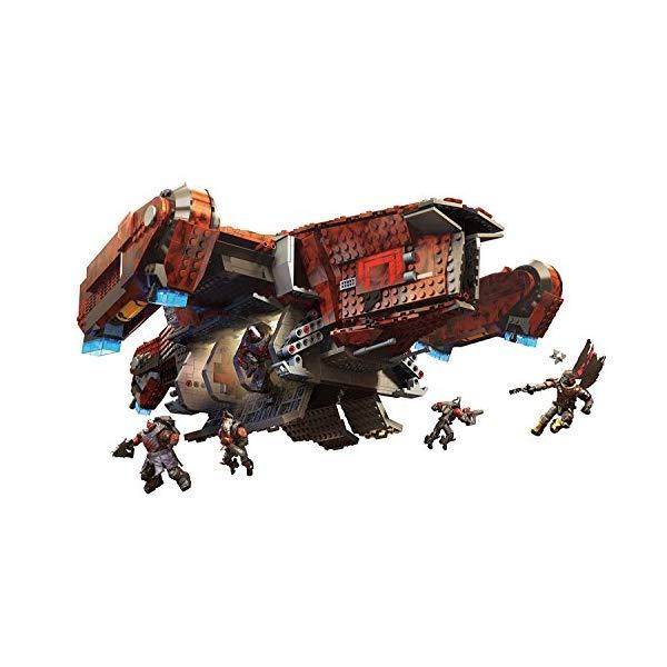 デスティニー メガブロック おもちゃ フィギュア メガコンストラックス Mega Construx Destiny Signature Series Cabal Harvester Dropship Signature Series