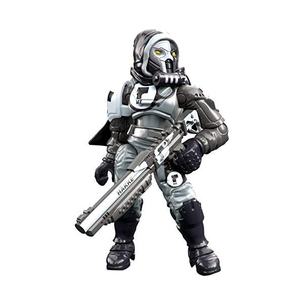 デスティニー メガブロック おもちゃ フィギュア メガコンストラックス Mega Construx Destiny Guardian Female Hunter Armory Figure