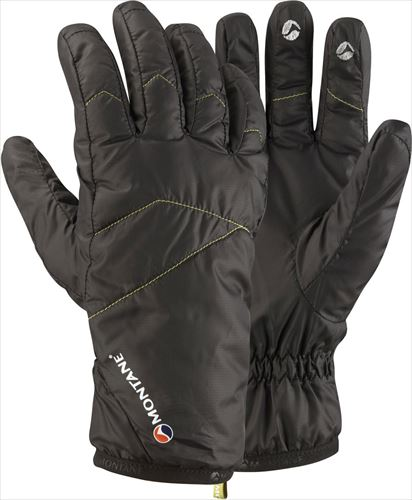 Montane Prism Glove モンテイン プリズムグローブ Black XL