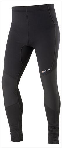 Montane Power Stretch Pro Pants  モンテイン パワーストレッチプロパンツ(冬季14) Black XL
