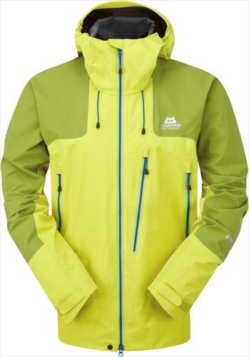 Mountain Equipment Lhotse Jacket マウンテンイクイップメント ローツェジャケット Citronelle / Kiwi Medium