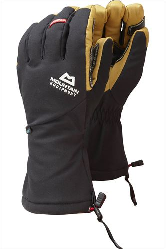 Mountain Equipment Randonee Gauntlet マウンテンイクイップメント ランドネガントレット Black / Tan Large