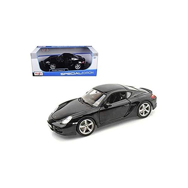 ポルシェ ケイマン マイスト モデルカー ダイキャスト 模型 ミニカー グッズ 納車祝い お得セット プレゼント インテリア スーパーカー Porsche Cayman Maisto minicar 大幅値下げランキング japan 1 18 car Silver import S Tech by model