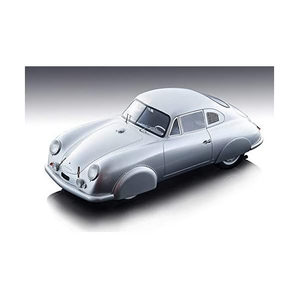 ポルシェ 優先配送 356 モデルカー ダイキャスト 模型 ミニカー グッズ 納車祝い プレゼント インテリア スーパーカー 1951 Porsche SL Street Version Silver Model Series 1 Pieces Car D 18 TM18-95 Worldwide Limited Tecnomodel to Edition by 80 セール Mythos
