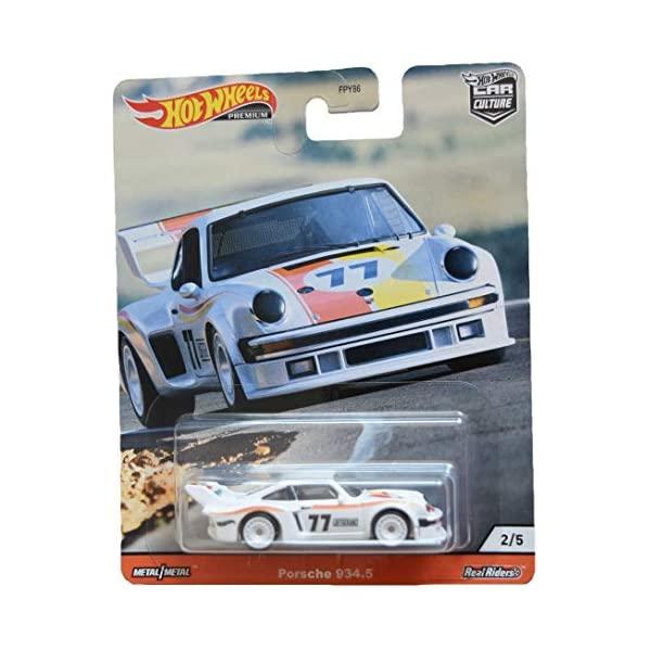 ポルシェ ホットウィール モデルカー ダイキャスト 模型 ミニカー グッズ 納車祝い プレゼント インテリア Porsche 店内限界値引き中 セルフラッピング無料 Climbers 秀逸 2 White Thrill スーパーカー 5 Hotwheels 934.5 DieCast