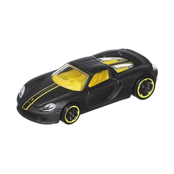 ポルシェ カレラGT ホットウィール モデルカー ダイキャスト 模型 ミニカー グッズ 納車祝い プレゼント インテリア スーパーカー 2016 Carrera Black 配送員設置送料無料 Exotics 250 Porsche セール特価品 Hot Wheels HW GT 74