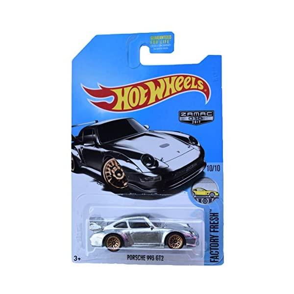 ポルシェ オープニング 大放出セール 新作入荷 911 993 GT2 ホットウィール モデルカー ダイキャスト 模型 ミニカー グッズ 納車祝い インテリア 10 Hot Porsche Zamac Wheels プレゼント スーパーカー Factory Fresh