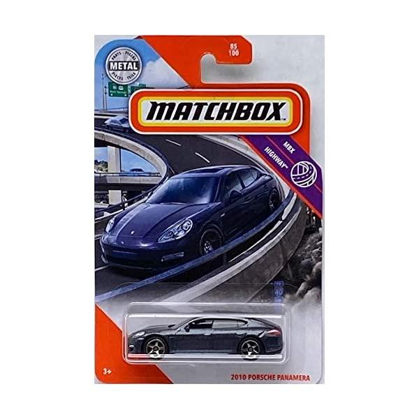 ポルシェ パナメーラ モデルカー ダイキャスト 模型 ミニカー グッズ マーケティング 納車祝い 2010 Porsche Matchbox Panamera インテリア プレゼント スーパーカー 格安店