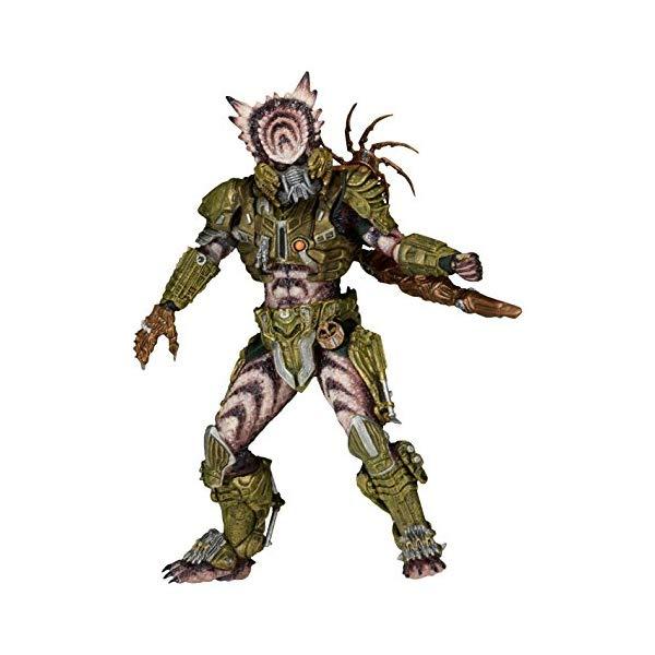 プレデター アクション フィギュア 人形 ネカ 7インチ NECA Predator Scale Series 16 Spike Tail Action Figure, 7