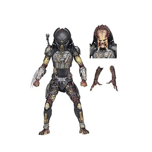 プレデター アクション フィギュア 人形 Predator The Ultimate Fugitive Action Figure