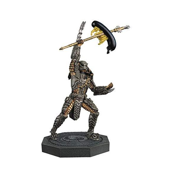 プレデター エイリアン フィギュア 人形 Eaglemoss Alien Figure Collection #1: Scar Predator Resin Figurine