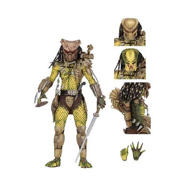 プレデター アクション フィギュア 人形 Predator Ultimate Golden Angel 7-Inch Scale Action Figure