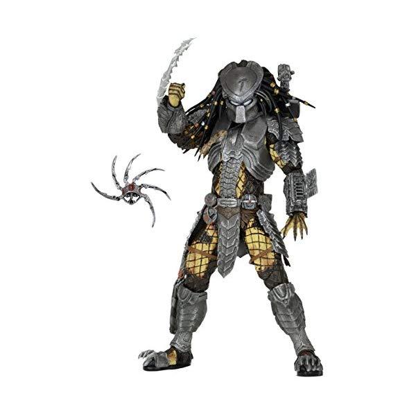 プレデター アクション フィギュア 人形 マスク ネカ 7インチ NECA Predator Series 15 Masked Scar Action Figure, 7