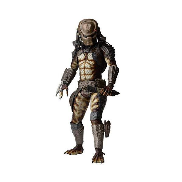 プレデター アクション フィギュア 人形 ネカ 1/4 NECA Predator 1/4 Scale Action Figure with Led Lights