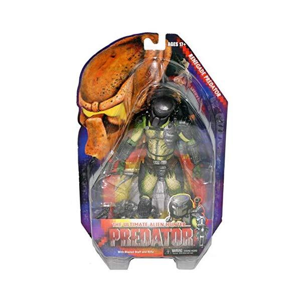 プレデター アクション フィギュア 人形 ネカ 7インチ Predators 7