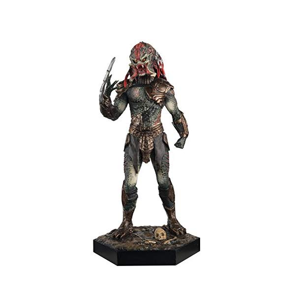 プレデター エイリアン フィギュア 人形 Eaglemoss Alien Figure Collection #9: Berserker Predators Resin Figurine