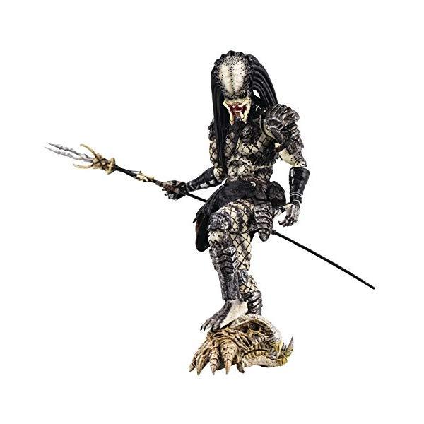 プレデター アクション フィギュア 人形 Hiya Toys 2: Shaman Predator 1:18 Scale Action Figure