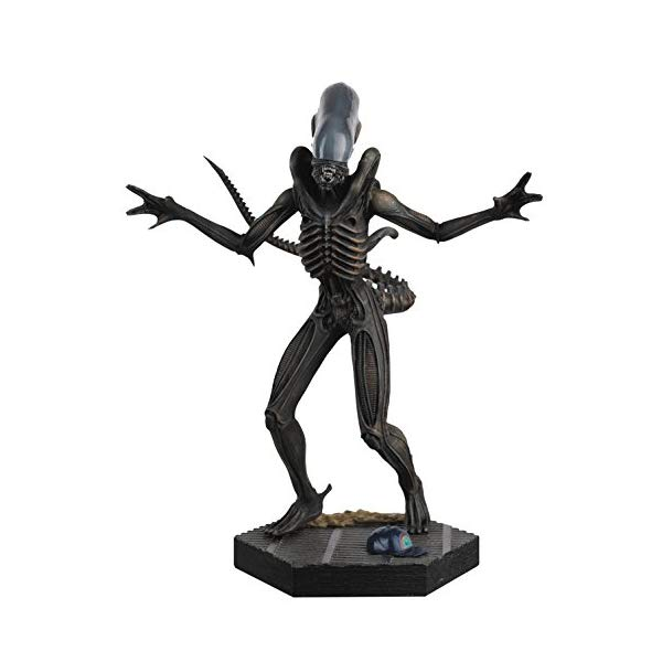 プレデター エイリアン フィギュア 人形 Eaglemoss Predator Figure Collection #1: Alien Xenomorph Resin Figurine