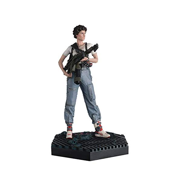 プレデター エイリアン フィギュア 人形 Eaglemoss Predator Figure Collection #32: Ripley from Aliens Resin Figurine