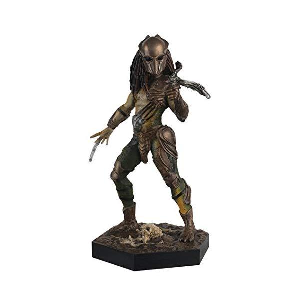 プレデター エイリアン フィギュア 人形 Eaglemoss Alien Figure Collection #22: Falconer Predators Resin Figurine