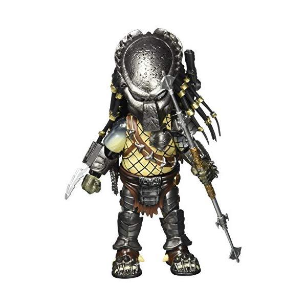 プレデター アクション フィギュア 人形 Herocross HMF#031 Wolf Predator Action Figure