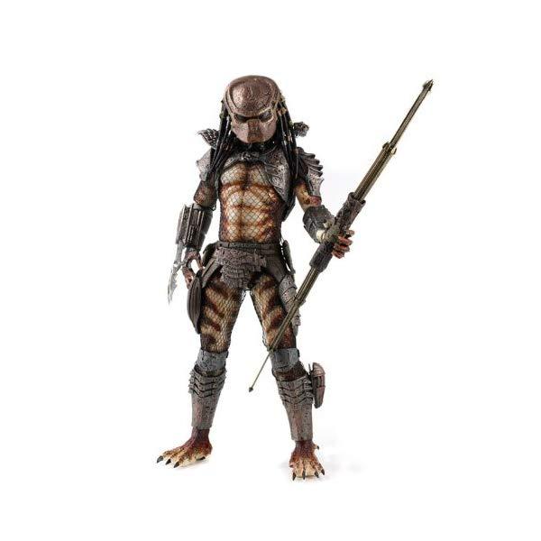 プレデター ハンター マスク ネカ フィギュア 人形 Neca - Figurine - Predators - 1/4 Scale Masked City Hunter 45cm - 0634482514740