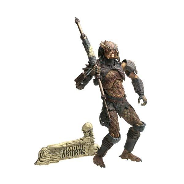 プレデター エイリアン アクション フィギュア 人形 マクファーレン McFarlane Toys Movie Maniacs Series 6 Alien and Predator Action Figure Predat...