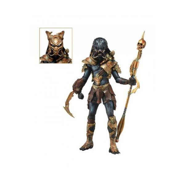 プレデター ハンター ネカ フィギュア 人形 Neca Predator [ULTIMATE ALIEN HUNTER] Predator [Nightstorm]