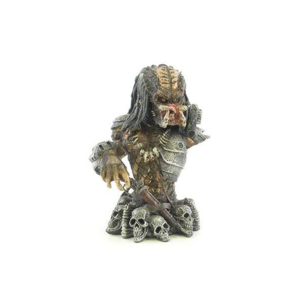 プレデター フィギュア 人形 Predator 2 Elder Polystone Micro Bust