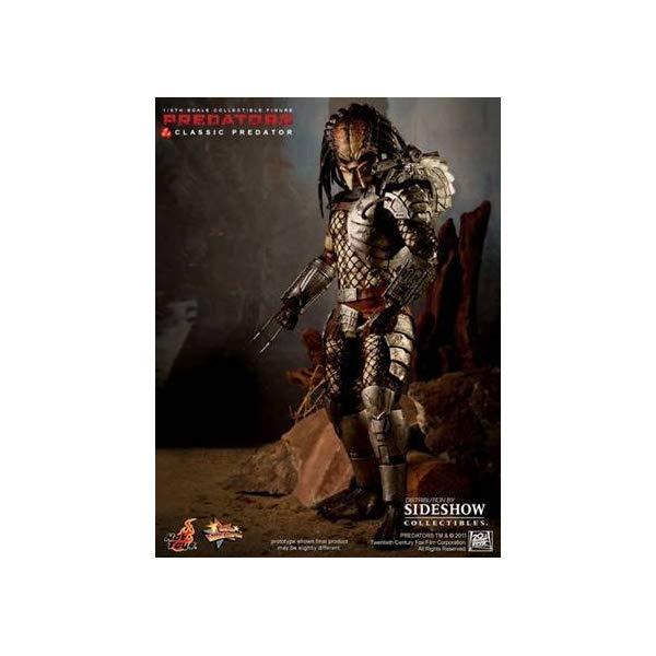 プレデター フィギュア 人形 Classic Predator Sixth Scale 12 inch figure