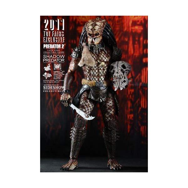 プレデター シャドー スネーク アクション フィギュア 人形 Hot Toys Predator Toy Fair 2011 Exclusive 1/6 Scale Action Figure Shadow Predator by Hot Toys