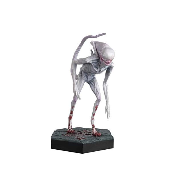 プレデター エイリアン フィギュア 人形 Eaglemoss Predator Figure Collection #37: Neomorph from Alien Covenant Resin Figurine