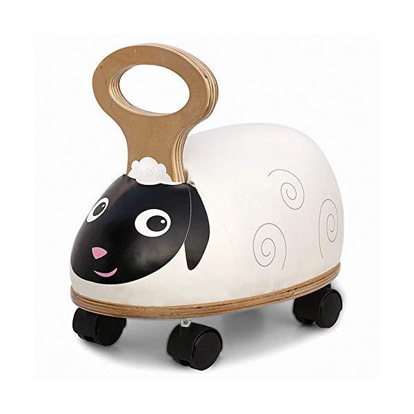 乗用玩具 足けり ヒツジ 羊 ひつじ 乗物 スキッパー ライド&ロール GOGOライド Skipper Ride 'n' Roll Lamb on