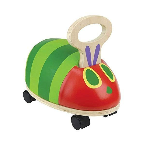 乗用玩具 足けり はらぺこあおむし ライド&ロール 乗物 GOGOライド Kids Preferred The World of Eric Carle, The Very Hungry Caterpillar Ride 'N' Roll, 14.5